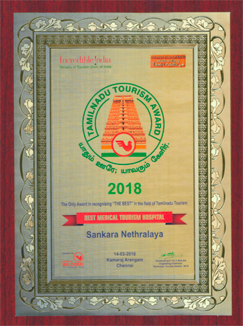 Best Medical Tourism Hospital Award