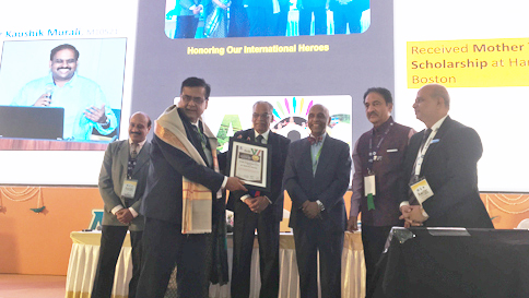 International Ophthalmic Heroes of India