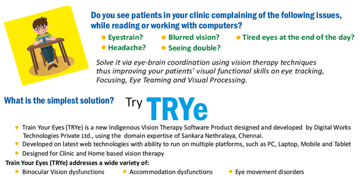 Eye Vision Therapy Software